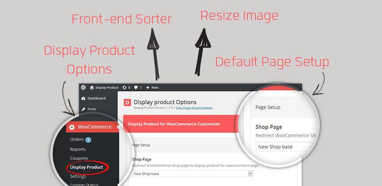 Plugin Display Port para WooCommerce