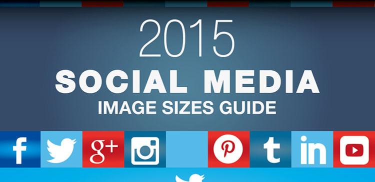 Tamaño redes sociales 2015